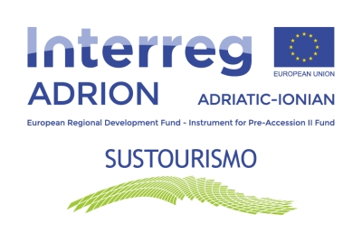"2o Διαδικτυακό Σεμινάριο 15/04/2021. Project ""Sustainable Tourism & Mobility Hand by Hand development"" (SUSTOURISMO)"